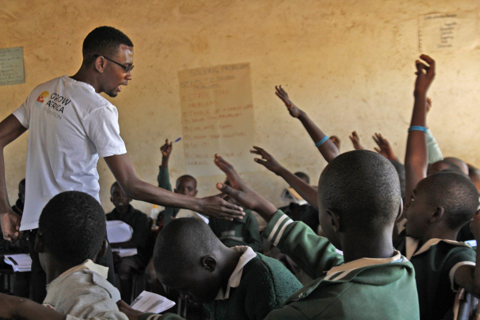 Dingani Lifeskills Workshop